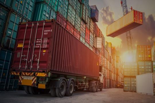 億方云企業文件共享網盤:貨運與物流