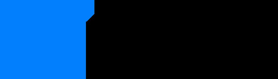 亿方云企业文件共享网盘logo blue