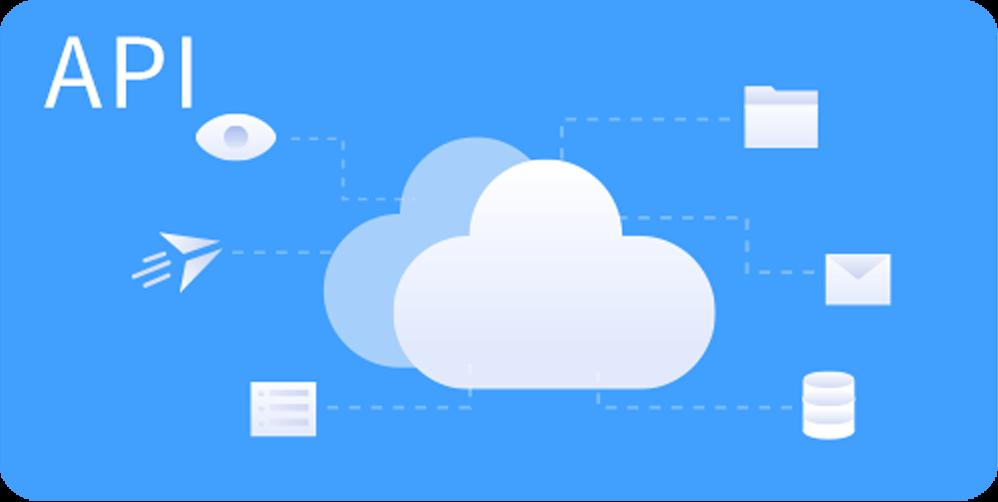 億方云企業網盤:API